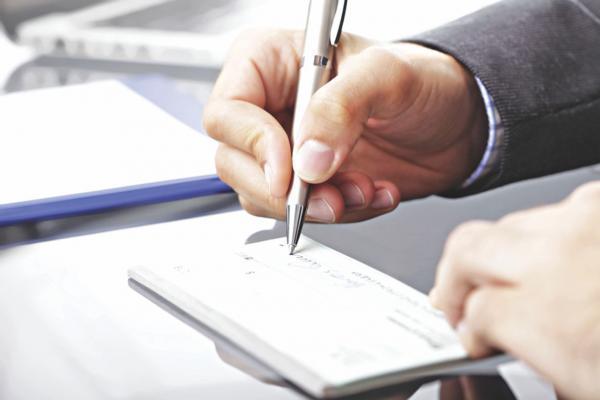 کاهش ضریب تخلف در صدور چک بی محل
