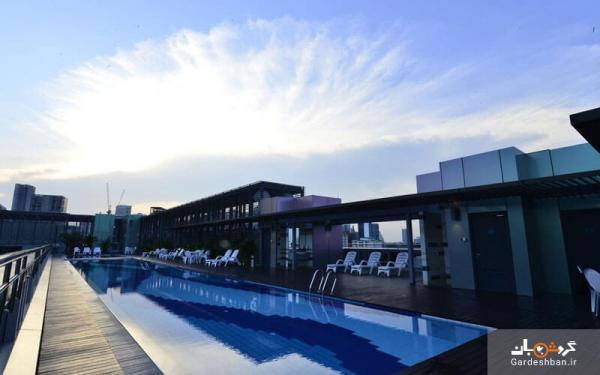هتل چنسلر ات اورکارد؛هتلی دنج و خوش منظره در سنگاپور، عکس