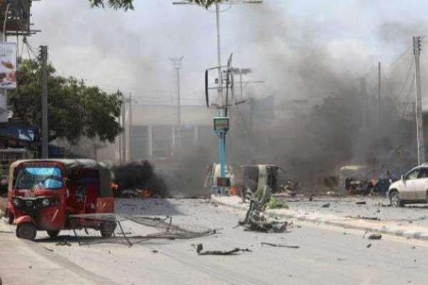 12 نیروی امنیتی سومالی کشته شدند