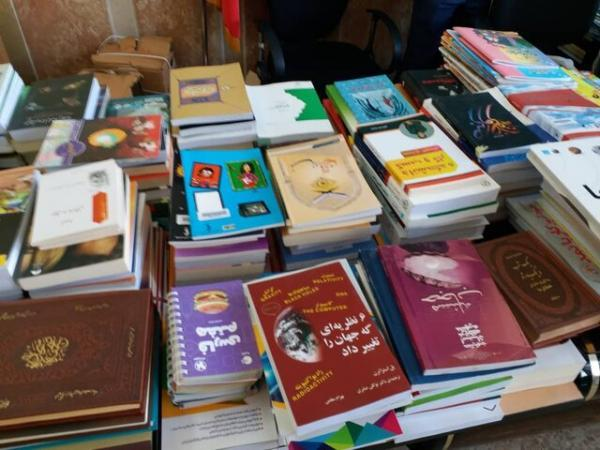 اهدای 450 جلد کتاب به مدارس هشترود