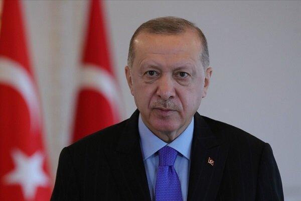 اردوغان از کوشش ترکیه برای ایجاد یک مرکز پرتاب ماهواره اطلاع داد