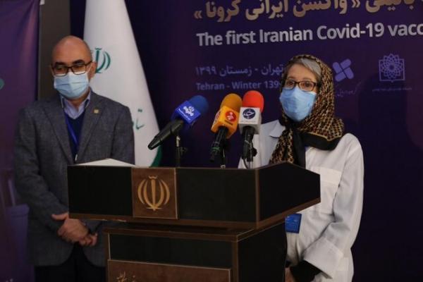 محرز: حال 56 داوطلب تزریق کننده واکسن ایرانی کرونا خوب است