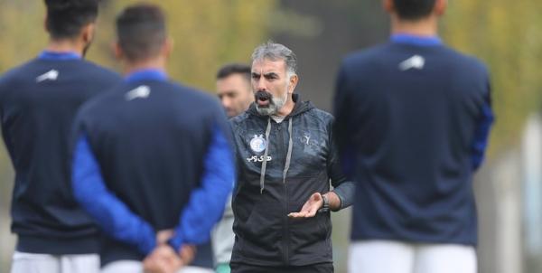 حمایت احمد مددی از کادر فنی استقلال تا خاتمه فصل، با وجود توافق با باشگاه، غیبت قائدی در تمرینات همچنان ادامه دارد