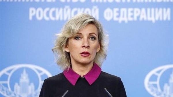 در امور داخلی روسیه دخالت نکنید، به مسائل دیپلماتیک داخلی خود بپردازید