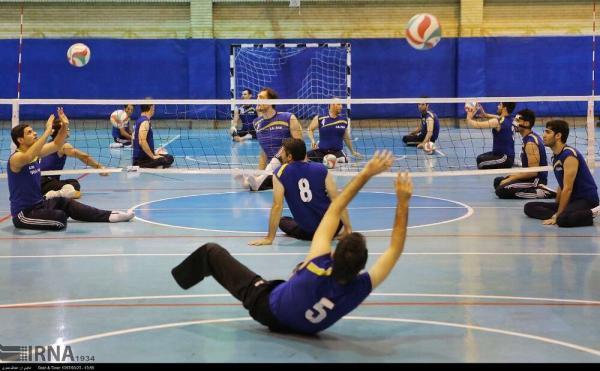 خبرنگاران 2 ورزشکار خراسانی به اردوی تیم ملی والیبال نشسته دعوت شدند