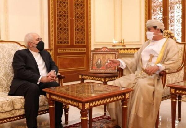 ظریف با ارتشبد نعمانی ملاقات کرد