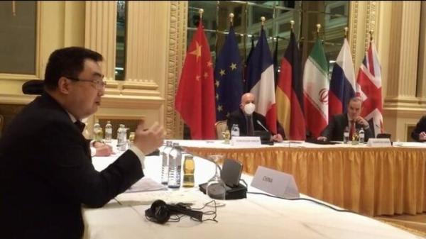 نماینده چین: مذاکرات وین با رایزنی بیشتر درباره لغو تحریم ها سرعت می گیرد