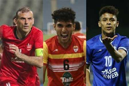 تیم منتخب ایرانی ها در هفته اول لیگ قهرمانان آسیا اعلام شد