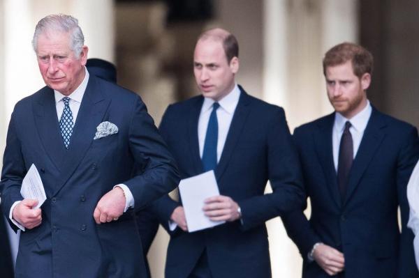 خبرنگاران خاکسپاری پرحاشـیه همسر ملکه انگلیس