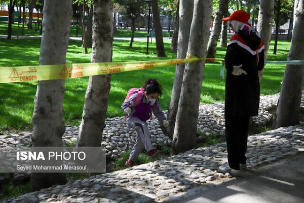 درخواست رئیس شورای شهر مشهد برای بازگشایی پارک ها