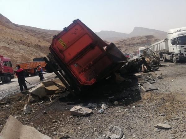 خبرنگاران فرایند صعودی آمار تصادف در 9 شهرستان خوزستان