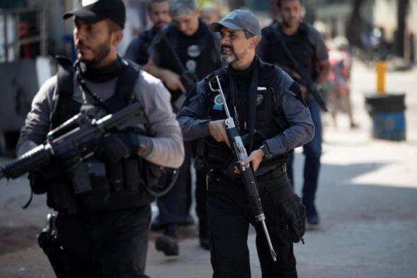 یورش مرگبار پلیس در پایتخت برزیل ، 25 تن کشته شدند