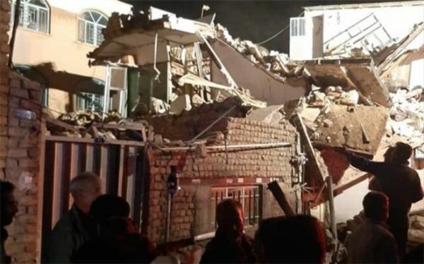 جستجو تا ساعت22 برای یافتن ساکنان ساختمان ریخته شده میدان راه آهن