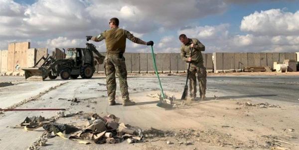 جلوگیری نیروهای آمریکایی از ورود گروههای ارزیاب به عین الاسد