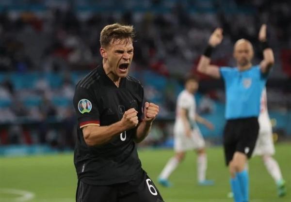 یورو 2020، کیمیش؛ برترین بازیکن ملاقات آلمان - مجارستان