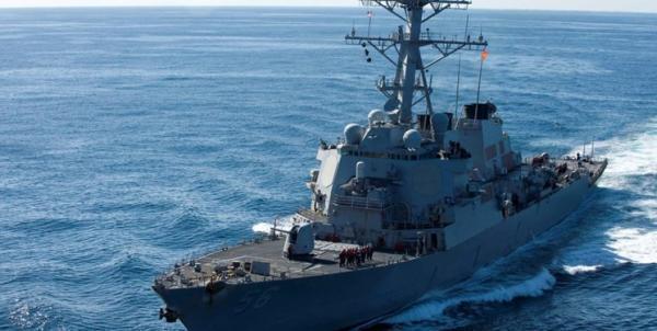 مسکو: تحرکات ناوشکن آمریکایی در دریای سیاه را زیرنظر داریم