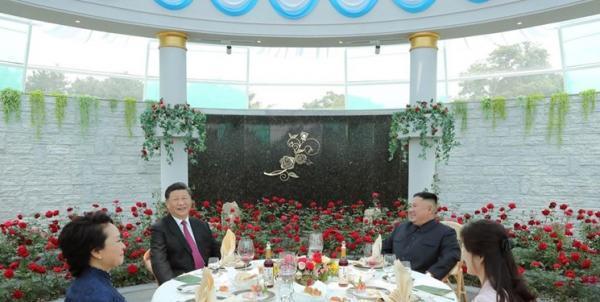 وعده کره شمالی برای ارتقای روابط با چین به نقطه استراتژیک تازه