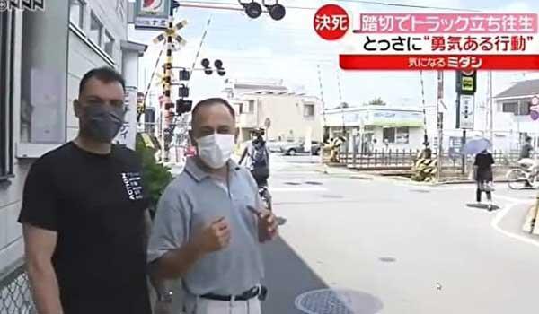 روح دهقان فداکار ایران در ژاپن