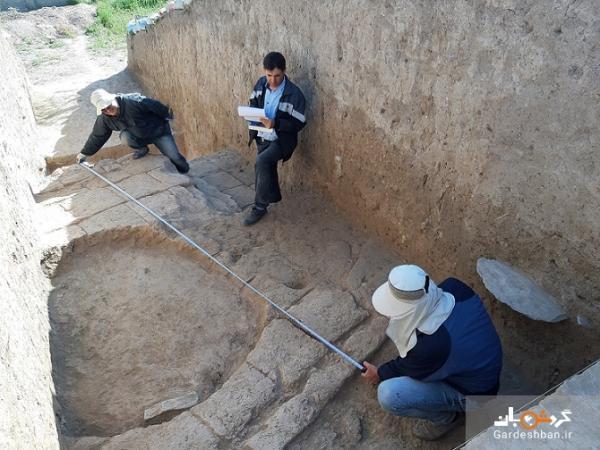 شواهد تازه تاریخی در تپه کوشکله سقز، ایجاد سایت موزه برای جذب توریست