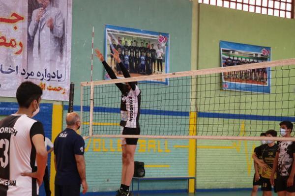 افزایش میانگین قدی نوجوانان والیبال ایران در سال 2022