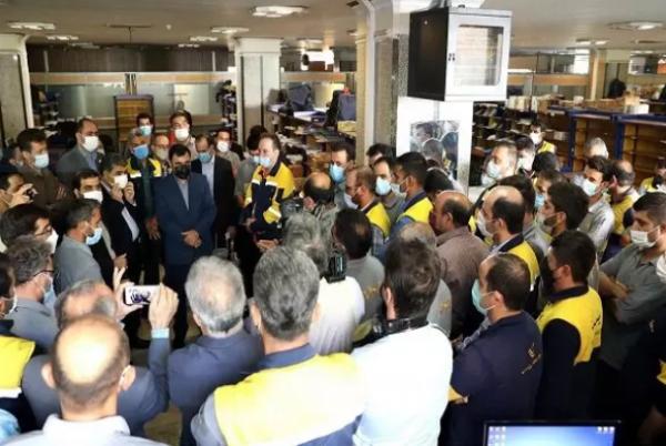 دستور وزیر ارتباطات برای اصلاح بخشنامه های داخلی پست