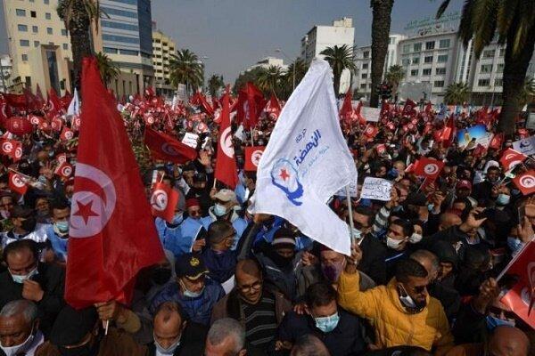 استعفای بیش از 100 رهبر جنبش اسلامی النهضه