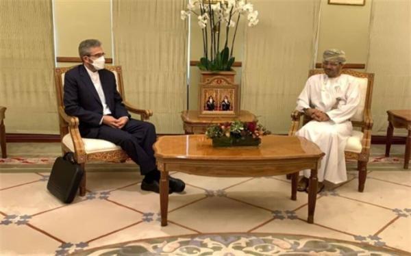 تور عمان ارزان: گفت وگوی معاون سیاسی وزیر خارجه ایران با وزیر خارجه عمان